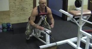 Cable Rope Extension Incline Bench Row ، زیر بغل سیم کش با طناب قرقره پایین